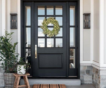 Repainting Your Front Door — A Simple Way To Maximize Curb Appeal