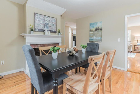 Interior Design Home Staging Dining Room