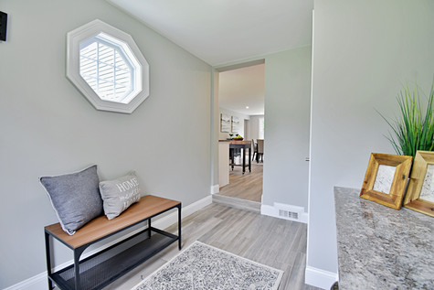 Interior Design Home Staging Entryway