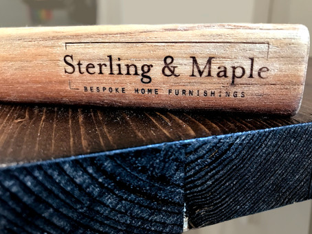 Introducing: Sterling & Maple!
