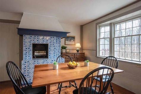 Interior Design Home Staging Historic Kitchen