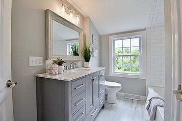 bathroom gray bright white tile.JPG