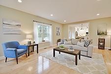 Interior Design Home Staging Living Room