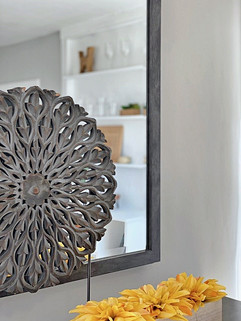 Mirror and Decor