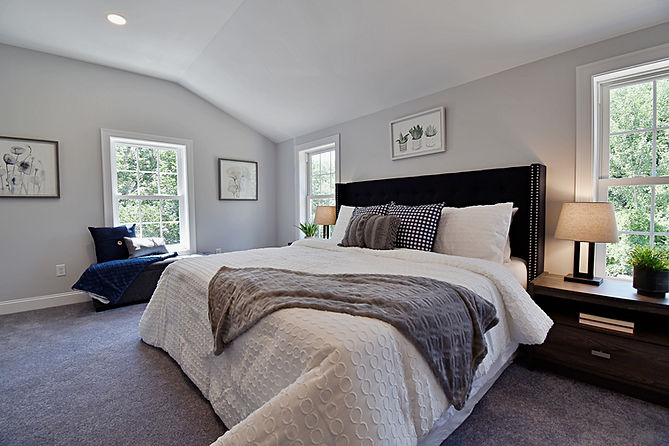 Joshua Allen Design - Bedroom Design - Interior Design - Home Staging