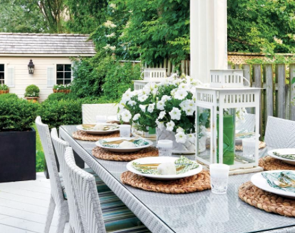 How To Create The Perfect Outdoor Living Space