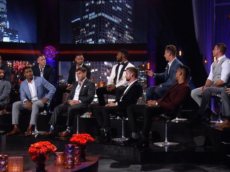 BWaB Katie's Season Week 8 - It's The Men Tell All