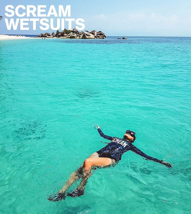 #screamwetsuits