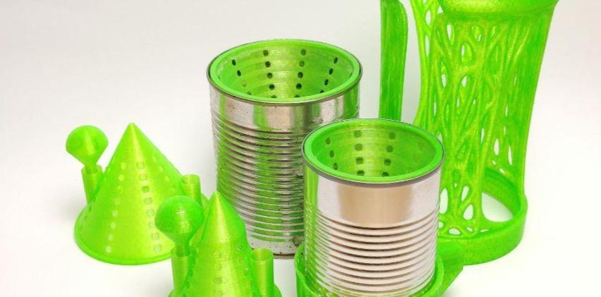 Das Gesamte 3D-Druck Hydrokultur Upcycling Kit für Konservendosen