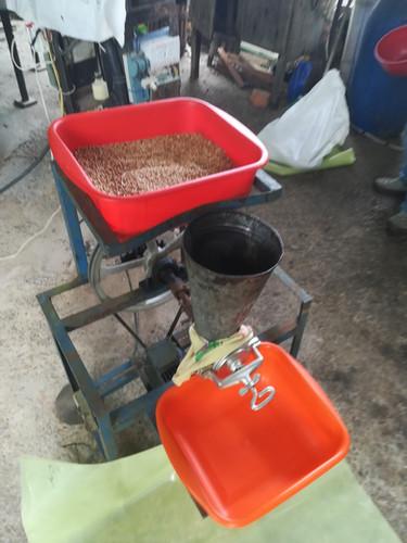 Canastas de Maquinaria agricola para la agricultura familiar