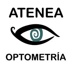 logo atenea optometria