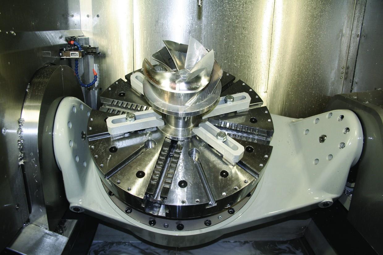 Cimatron13為五軸加工創造更高價值