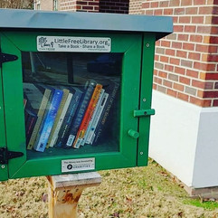Little Library - Free books