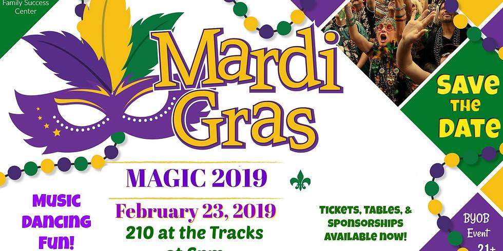 Mardi Gras Magic 2019