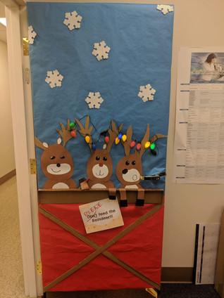 The winning door