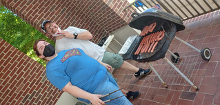 Grilling for the community