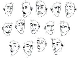 Lucas expression sheet