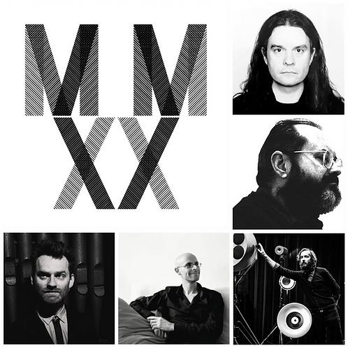 MMXX BUNDLE 3 (5 VINYLS): O'MALLEY / NIBLOCK / JAEGER / LANZA / LINDWALL