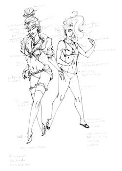 Valery/Emille contrast