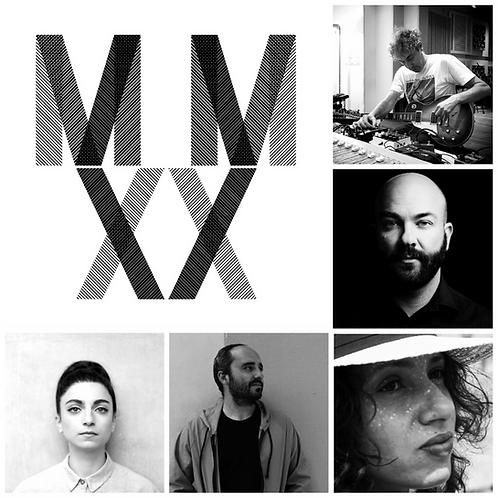 MMXX BUNDLE 4 (5 VINYLS): AMBARCHI / NORDWALL / MAXIMIN / CASAS / FESHAREKI
