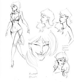 Emile character design
