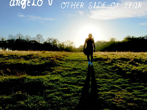 Angelo V - Other Side of Fear CD