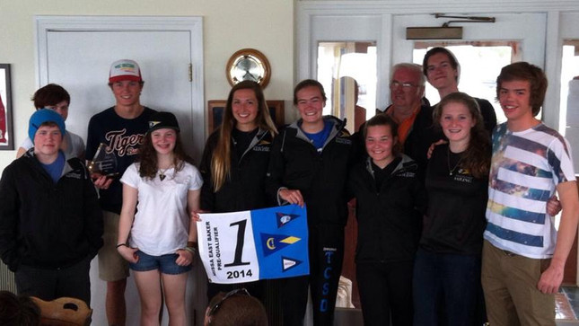 TC Central takes a first in the Baker Pre Qualifiers!