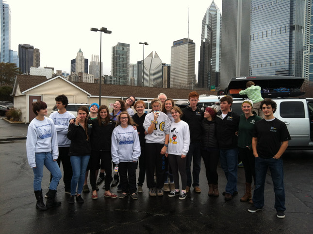 TC Sailors Wind up the season in Chicago for the Great lakes Championship and the Columbia YC Regatt