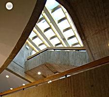 L'head Theatre Foyer skylights.jpg