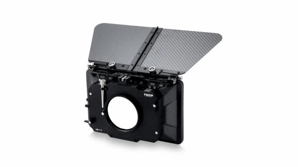 4×5.65 Carbon Fiber Matte Box (Clamp-on)