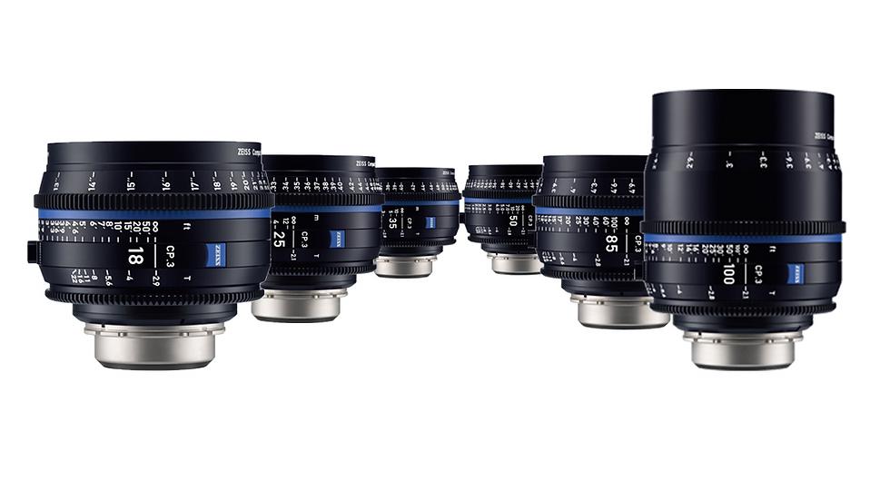 CP.3 6-Lens Set