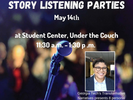 Georgia Tech's Diversity and Inclusion Storytelling Initiative