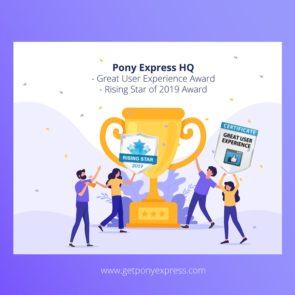 Pony Express HQ Earns Industry Recognitions as a Robust SMS Text Messaging Application