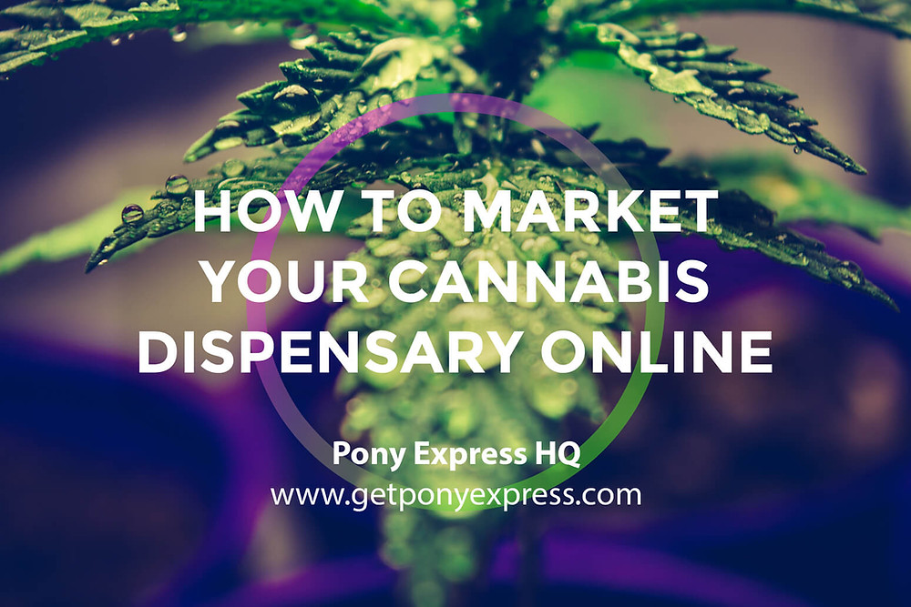 How to Market Your Cannabis Dispensary Online