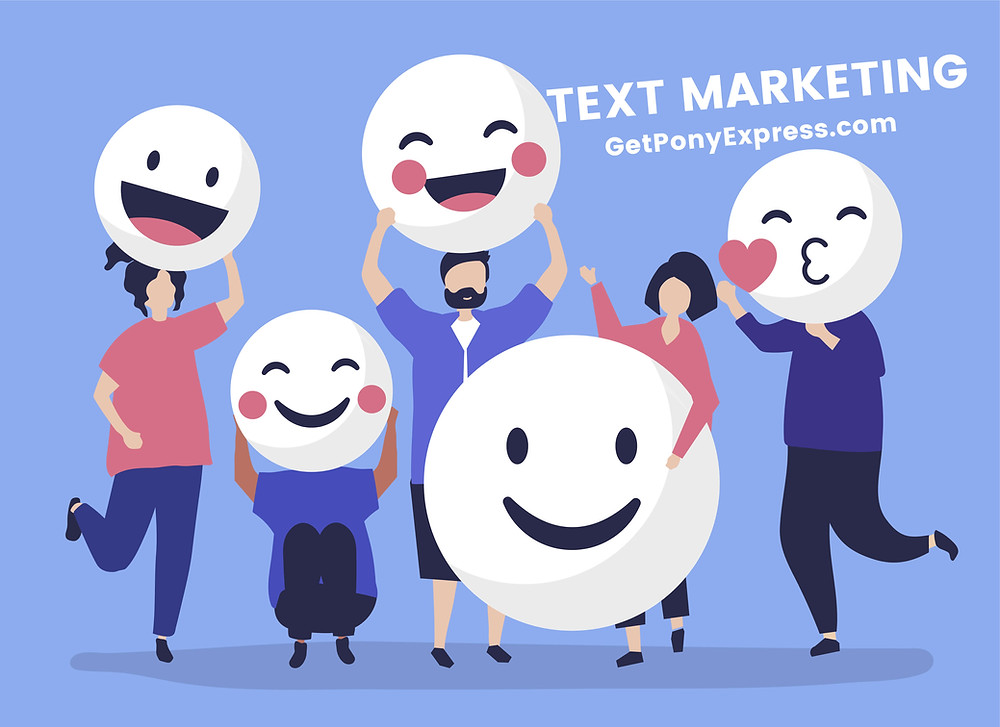 Text Message Marketing - Get Pony Express HQ