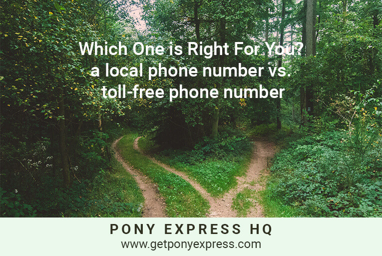 Text Message Marketing: Choosing A Local vs. Toll-Free Phone Number. Which One is Right For You?