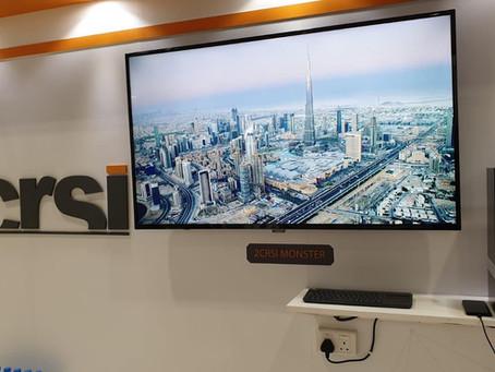 07 Oct - The First @ GITEX Week Technology, Dubaï