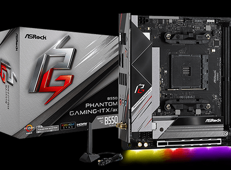 25 May - Updated compatible motherboards