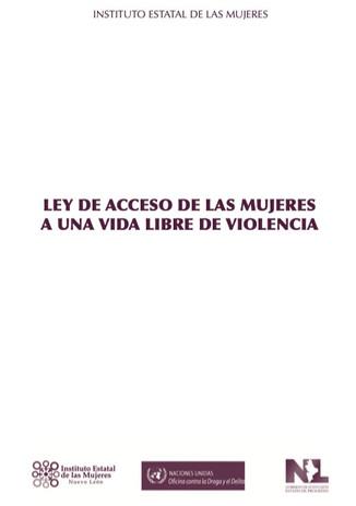 Ley de acceso de las mujeres a una vida libre de violencia