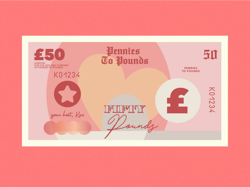 Payday Leftovers: Investing My First £50