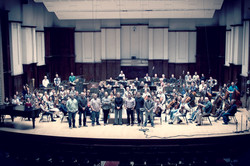 with the Detroit Symphony Orchestra
