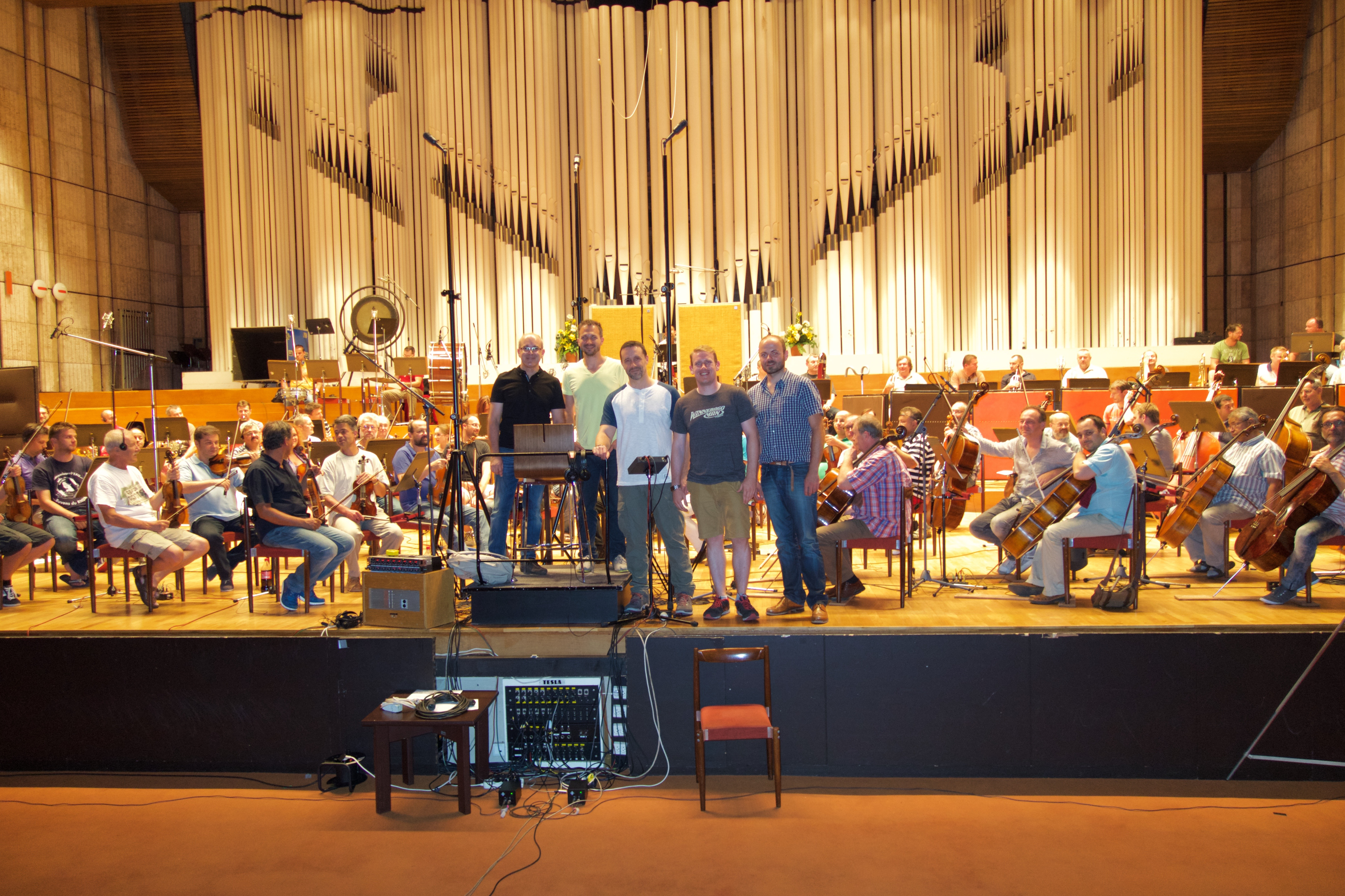 with the Bratislava Symphony Orch.