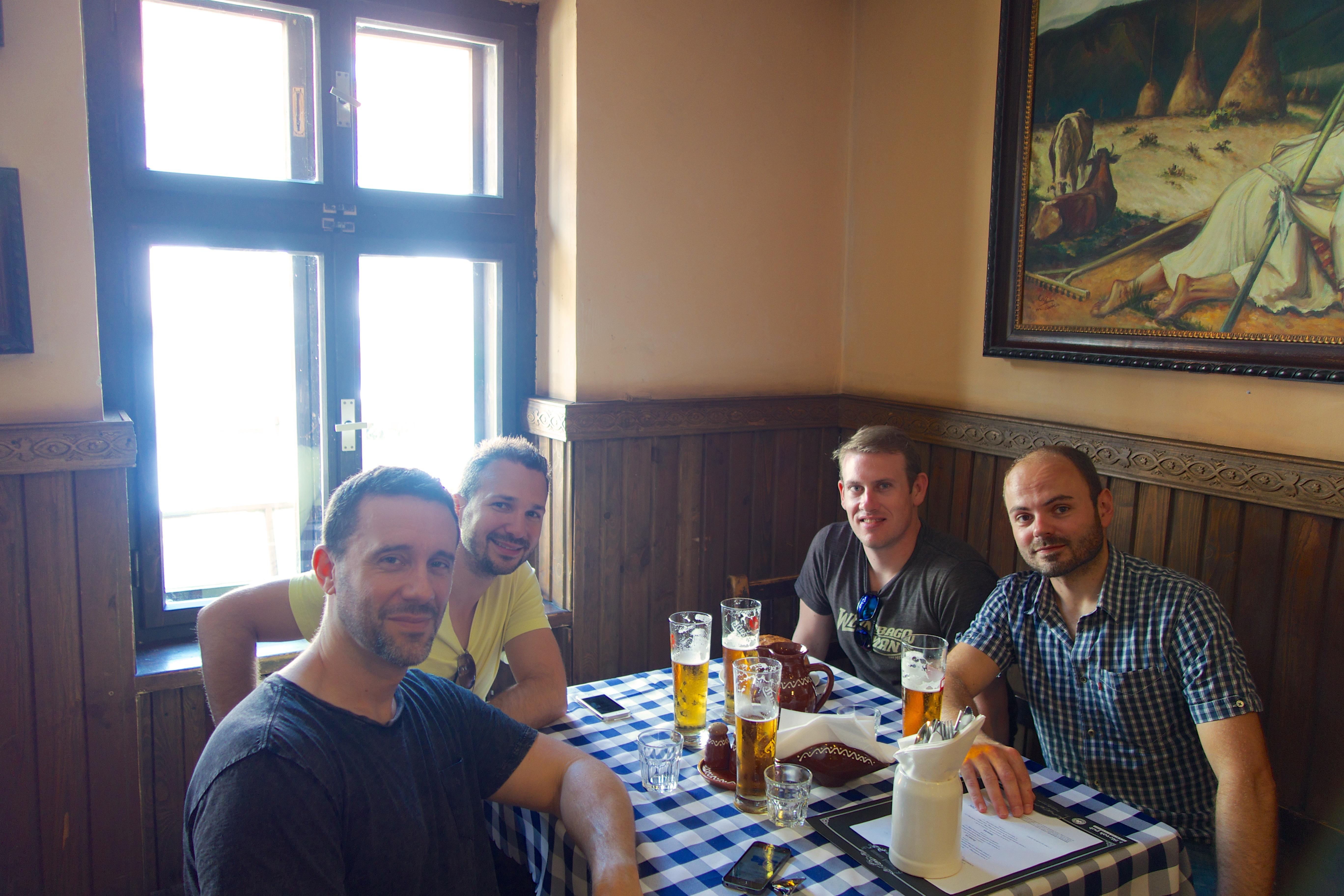 Bratislava bar