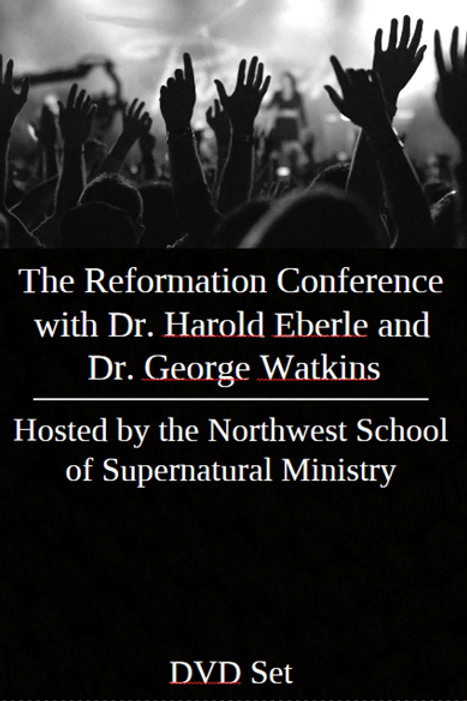The Reformation Conference DVD Set