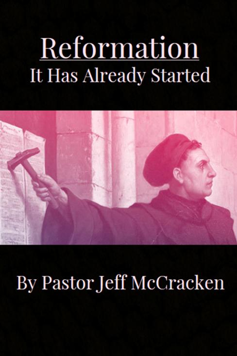 Reformation DVD Set by Pastor Jeff McCracken