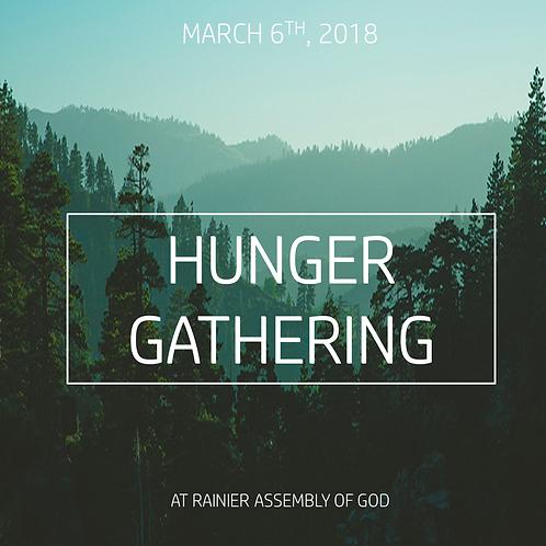Hunger Gathering DVD Set