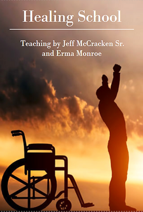 Healing School CD Set by Jeff McCracken and Erma Monroe