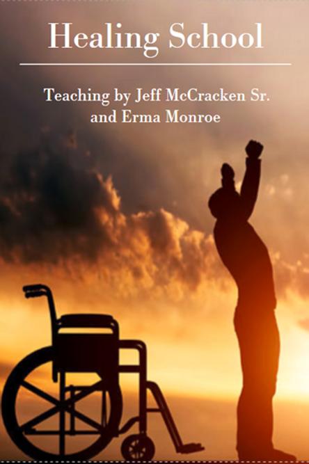 Healing School CD Set by Jeff McCracken and Erma Monroe