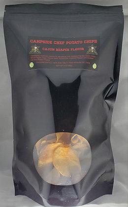 Gourmet Cajun Reaper Spiced Potato Chips