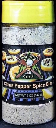 Gourmet Citrus Pepper Spice Blend